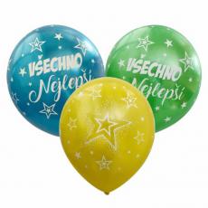 Balóny Všechno nejlepší