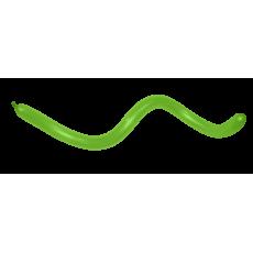 Balón modelovací Zelená Limetka 031