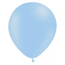 Balón 14´´ matný modrý