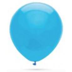 Balón Bledo Modrý s116 35
