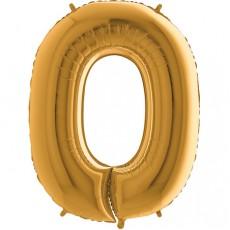 Balón Číslo 0 100 cm