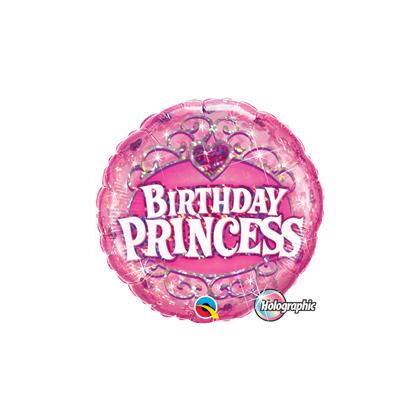 Balón BDay Princess Q