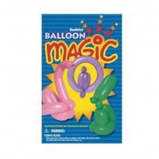 Kniha Balloon Magic