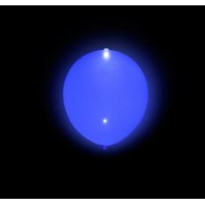 LED svetlo do balónov modré