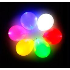 LED svetlo do balónov farebné