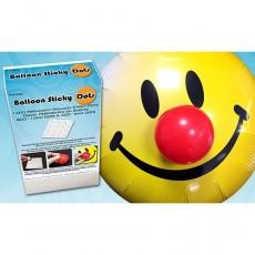 Lepiace bodky na balóny