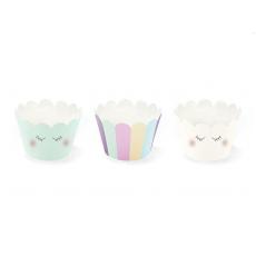 Košíčky na muffiny Unicorn 6ks