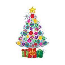 Balón Vianočný Stromček