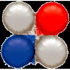 Balón štvorlístok na výzdoby