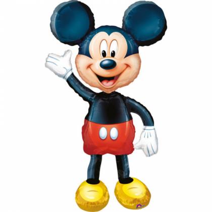 Balón chodiaci Mickey Mouse