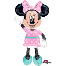 Balón chodiaci Minnie Mouse