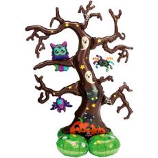 Balón stojaci Strašidelný strom