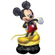 Balón stojaci Mickey Mouse