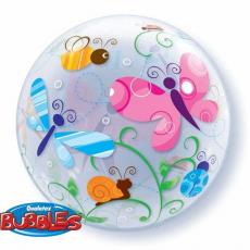 Balón Q Bubbles Garden bugs & insect