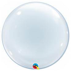 Priehľadný balón bubble 50 cm