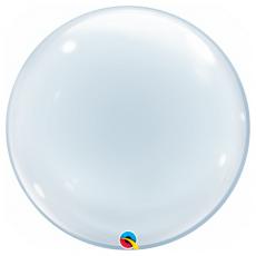 Priehľadný balón bubble 61 cm