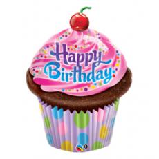 Balón Kolačik Frosted Cupcake Q