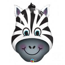 Balón Zebra Zany  Q
