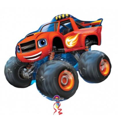 Balón Blaze and monster machine US