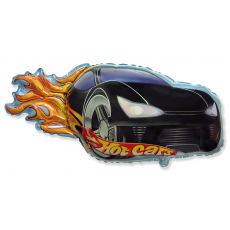 Balón Auto plamene