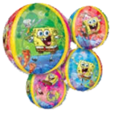 Balón Spongebob lopta US