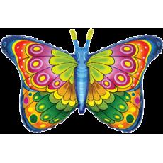 Balón Motýľ 2015
