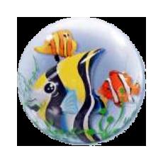 Balón Q DB Seaweed Tropical Fish