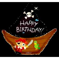 Balón Pirátska Loď H.B.
