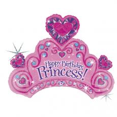 Balón Korunka Princezná 34´´