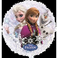 Balón Frozen 21 inch holografický US