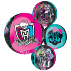 Balón Monster High lopta