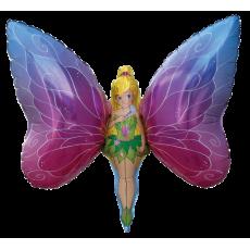 Balón Motýľ dievča