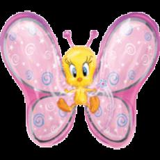 Balón Tweety Motýľ US