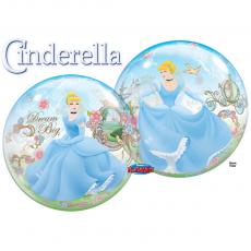 Balón Q Bubbles Cinderella Dream