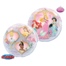 Balón Q Bubbles Princess