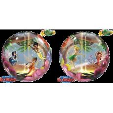 Balón Q Bubbles Tinkerbell & Friends
