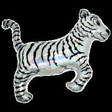 Balón Tiger kl. strieborný