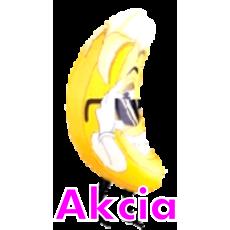 Balón Banán