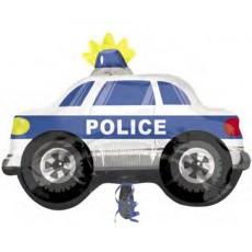 Balón Policajné auto US