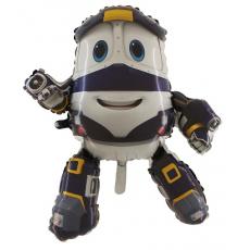 Balón Robot Train Key