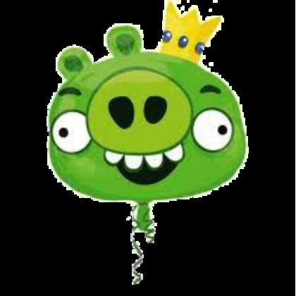 Balón Angry Birds Prasa