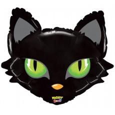 Balón Mačka hlava