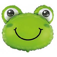 Balón Žaba hlava
