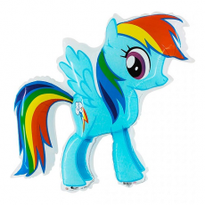 Balón Rainbow Dash My Little Pony