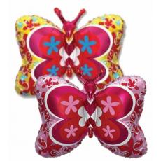 Balón Motýľ