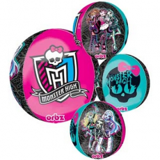 Balón Monster High Orbz