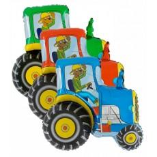 Balónik Traktor so Psom