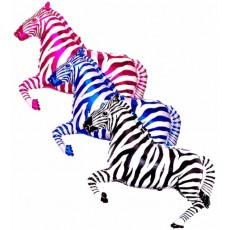 Balónik Zebra