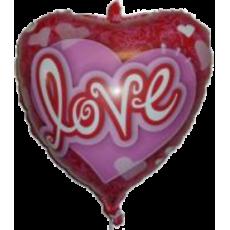 Balón Love