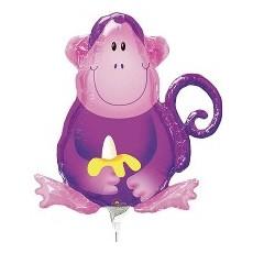 Balónik Opička US